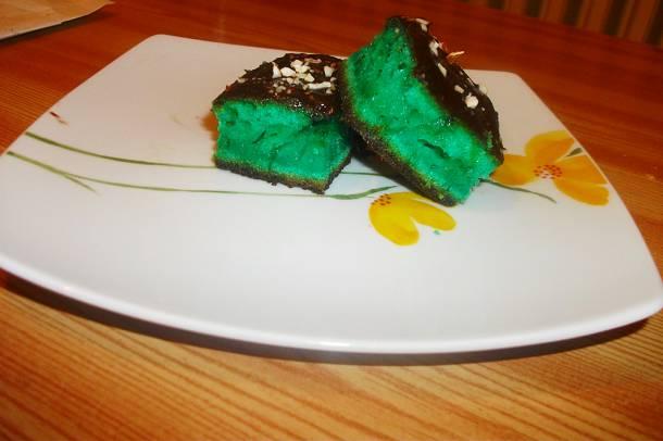 Zöld süti