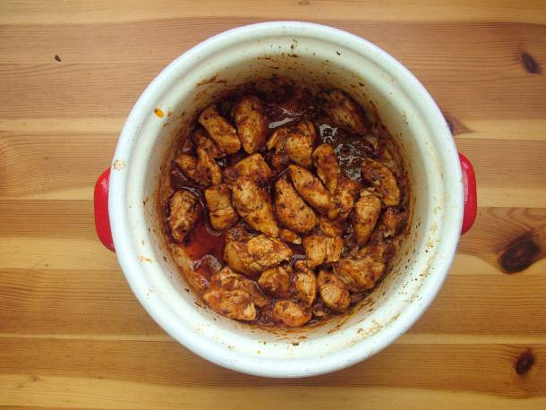 Olaszos csirkemell 15 perc alatt
