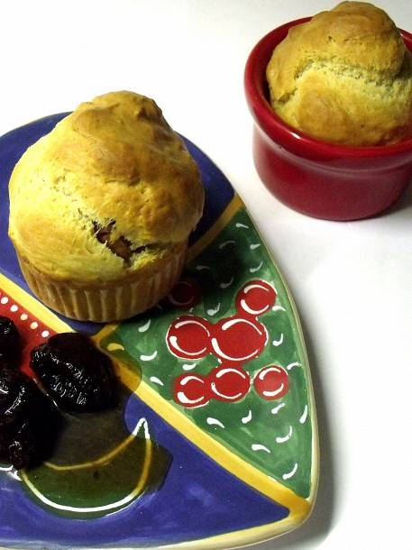 Libamájjal töltött muffin