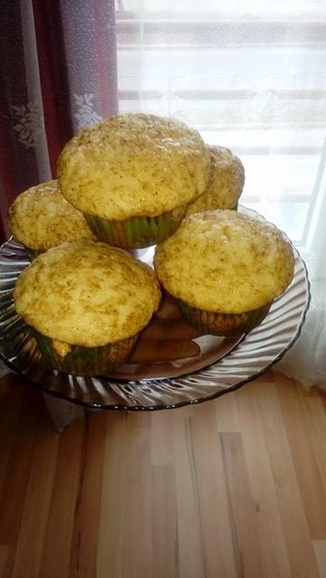 Karácsonyi muffin