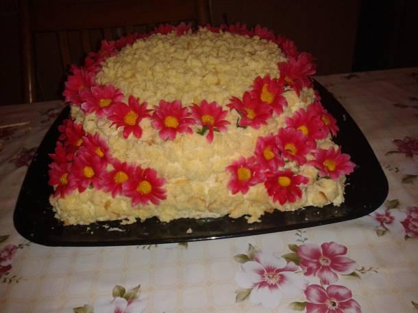 Mimóza torta