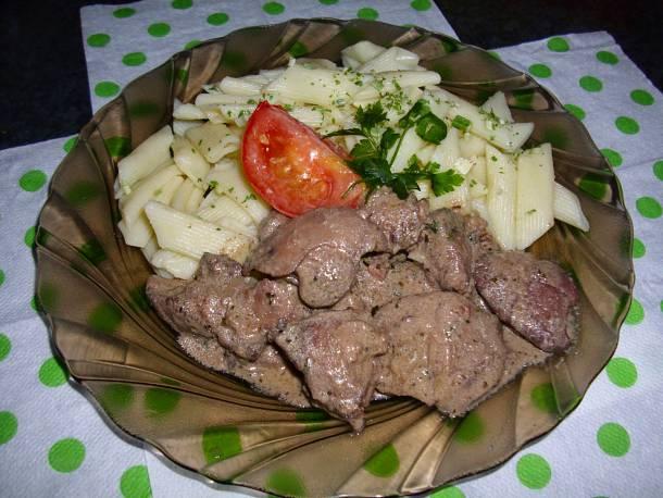 Provánszi csirkemáj