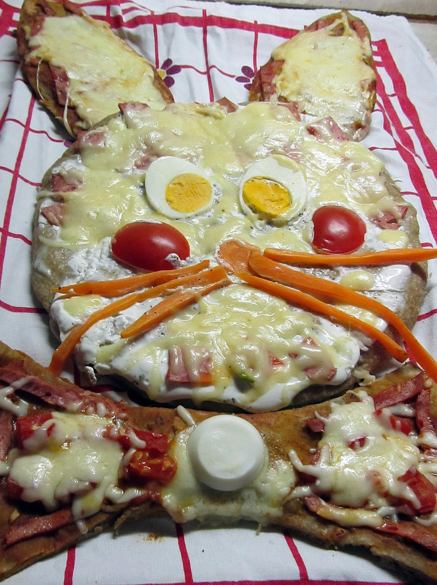 Pizza-nyuszi