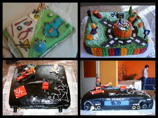 Kreatív tortavariációk
