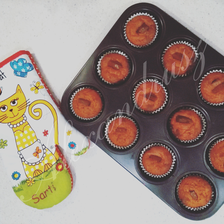 Csokidarabos csokis muffin