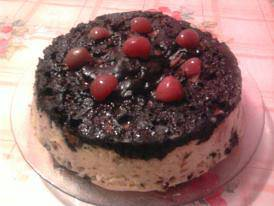 Mikrós torta
