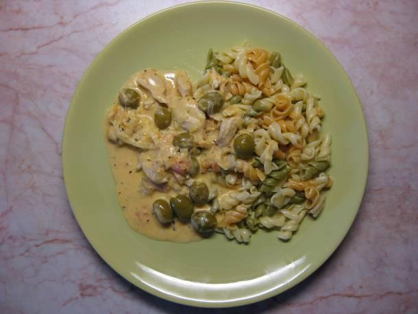 Olasz fűszeres csirke
