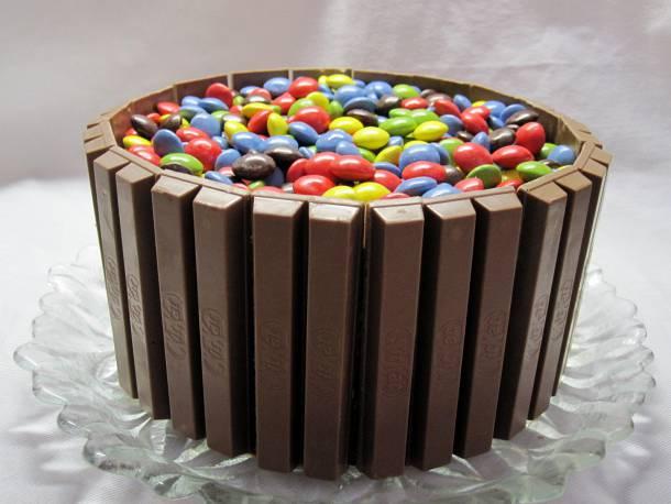 Bohókás csokitorta