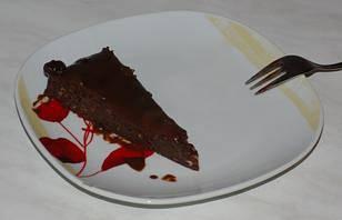 Rumos csokoládétorta