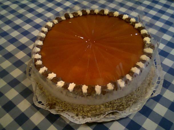 Dobos torta - Hatlapos recept