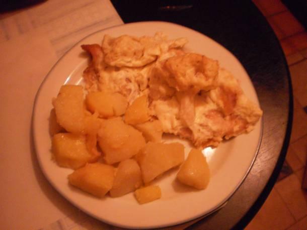 Karfiolos csirkemell