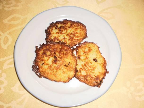 Cukkini pogácsa