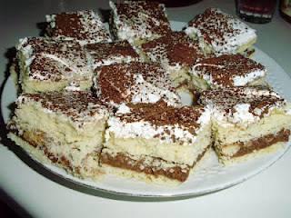 Puncsos sütemény