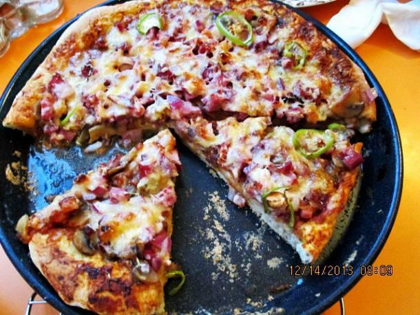 Pizza bármikorra