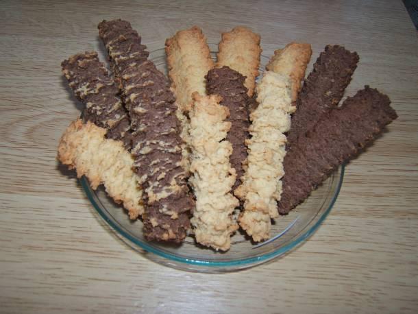 Darált süti
