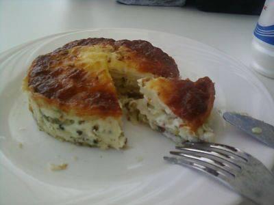 Cukkini-tortácska
