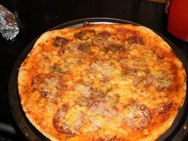 Olasz pizza