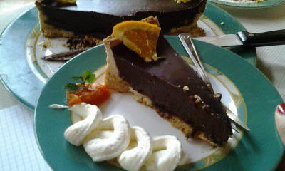 Amerikai csokoládés pite
