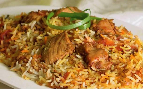 Indiai rizses hús