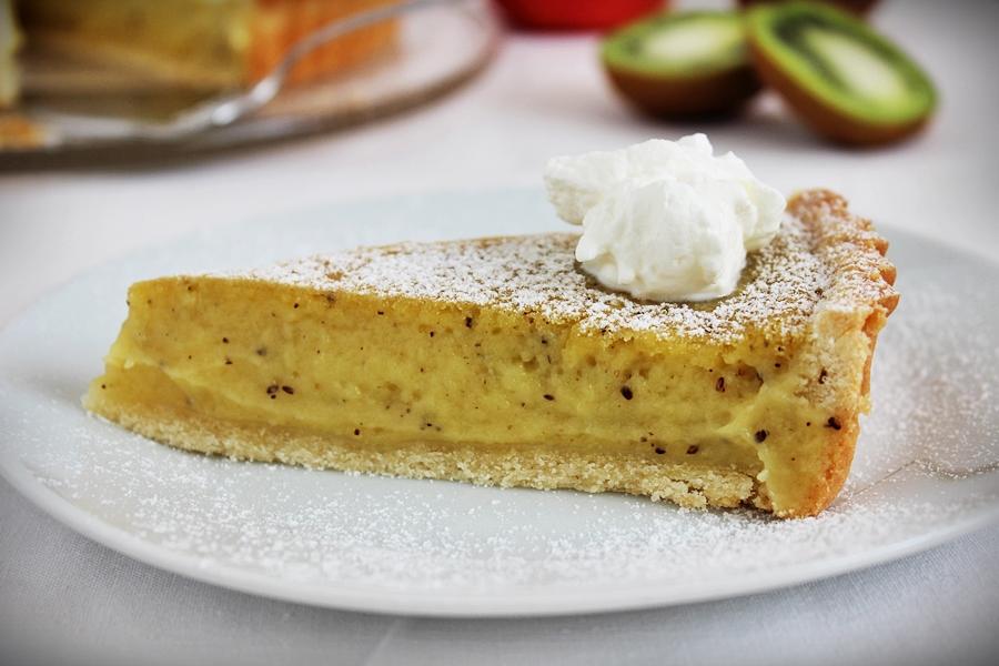 Kivis-almás pite