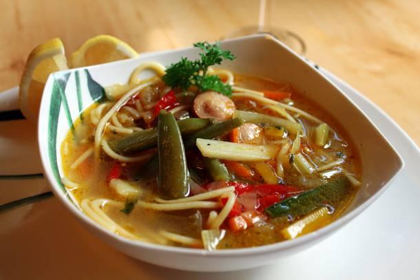 Könnyű leves