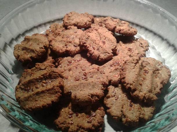 Túrós keksz (sós)