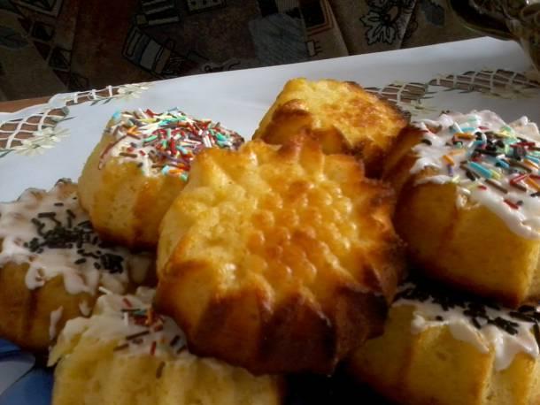 Kókuszos muffin-másképp