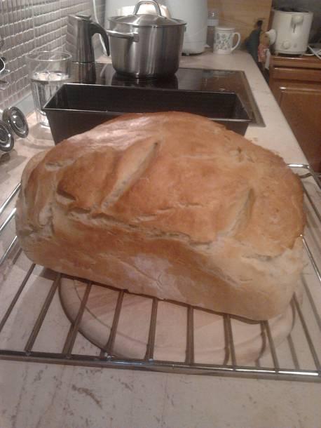 Isteni házi kenyér