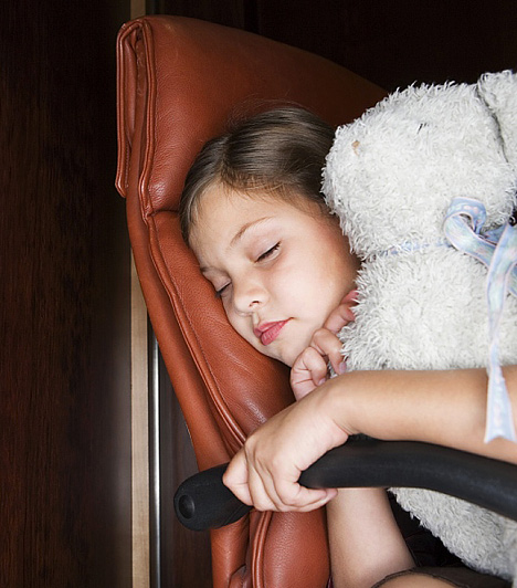 12 gyakori rémálom gyerekeknél