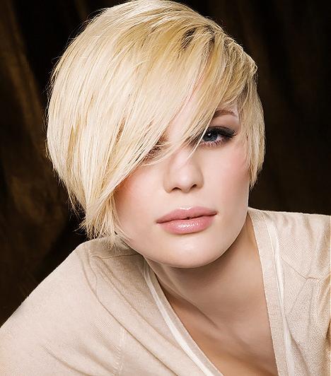 12 könnyen kezelhető frizura, kevés hajból