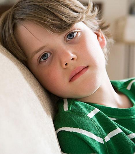A 15 leggyakoribb betegség gyerekkorban