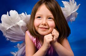 3 jel, hogy a gyerek érzékeli a szellemi világot - Láthatatlan játszótársak
