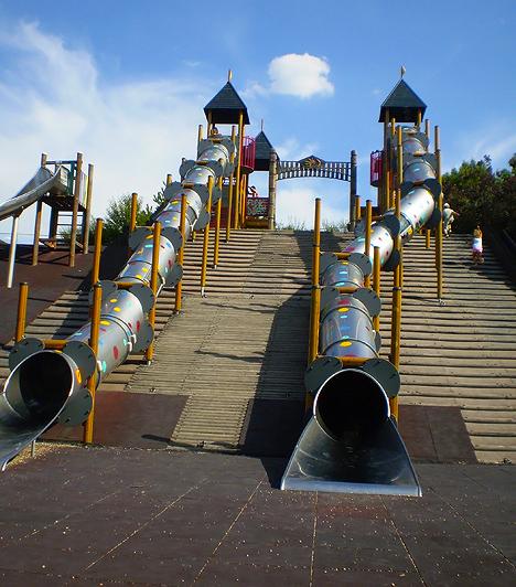 7 játszótér Budapesten, ahol lefáraszthatod a gyereket