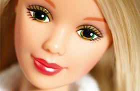 Barbie új alakja
