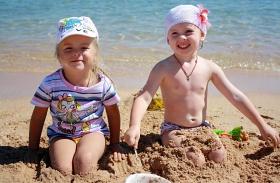 Bőrrák megelőzése gyerekkorban