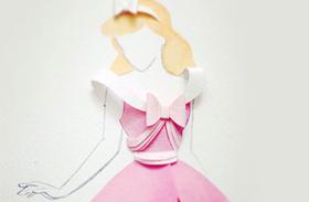 Disney 3D papírképek