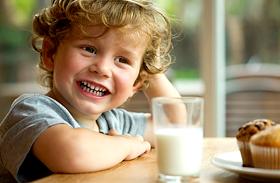 Fontos ételek gyerek étrend