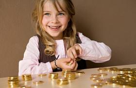 Gyerek pénz