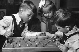 Gyerekjáték hatvanas évek