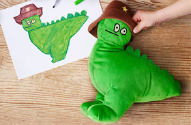 Ikea játékok gyerekrajzból