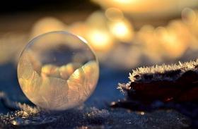 Jég buborék