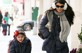 Összeöltözve anya és lánya
