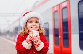 Vonatos programok gyerekkel