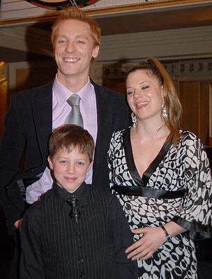 Szinetár Dóra férjével, Bereczki Zoltánnal és fiával, Marcival