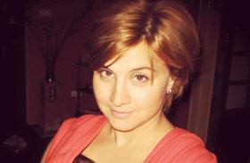 Ábel Anita kislánya Luca