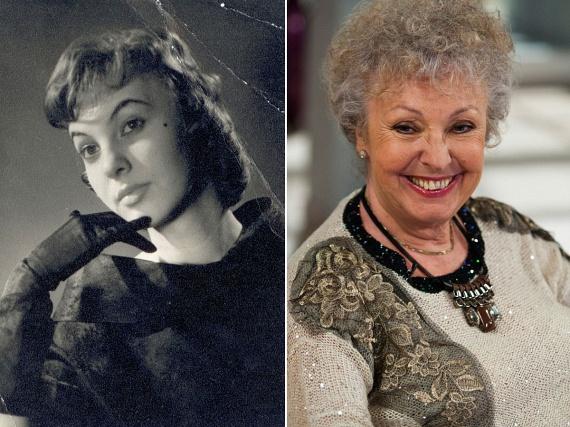 Fodor Zsóka, a Barátok közt Magdi anyusa 1942. május 28-án látta meg a napvilágot.