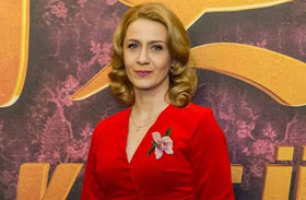 Balsai Mónika Liza, a rókatündér premier