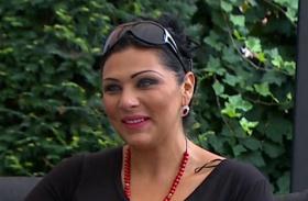 Bangó Margit unokája Tina fogyókúra