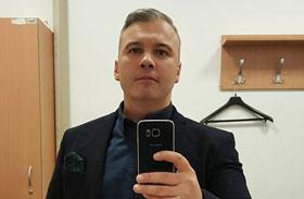 Dombóvári István lefogyott