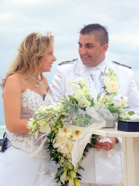 12 évvel a hivatalos esküvőjük után még mindig úgy néztek egymásra, mint a friss szerelmesek.